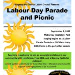 Labour Day Parade and Picnic